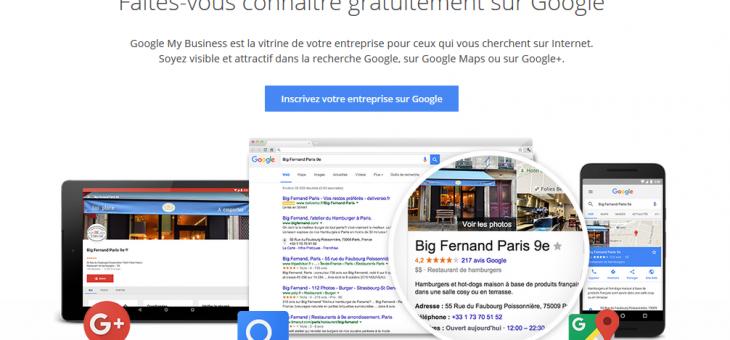 GMB : Google My Business