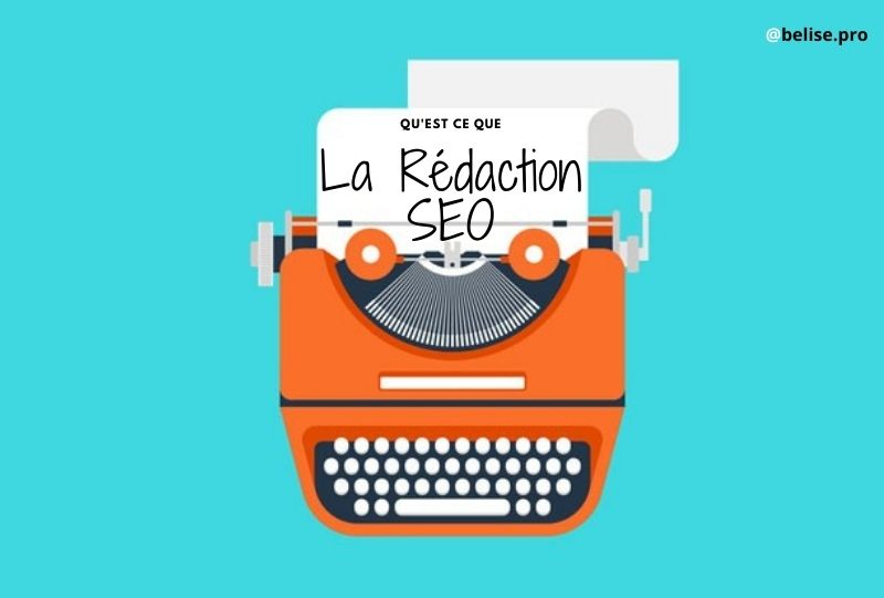La rédaction SEO
